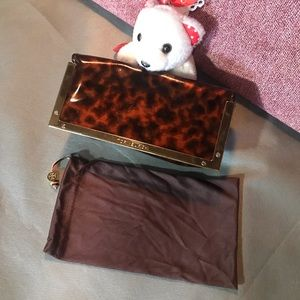 Tory Burch Sunglasses Case with dust bag